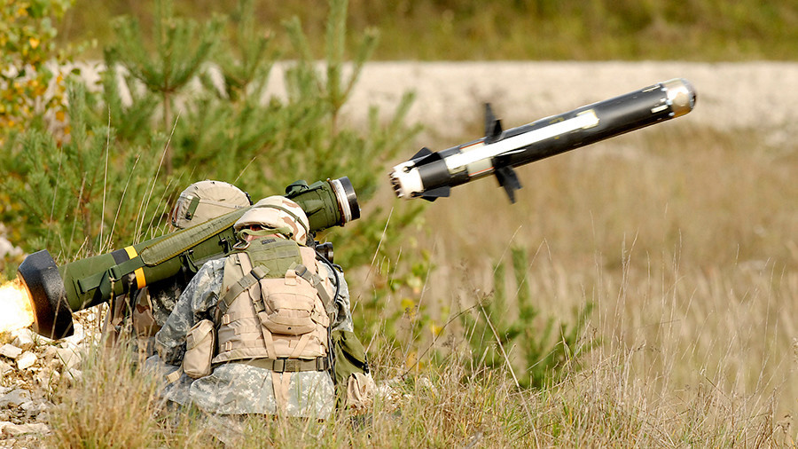 U.S.  will provide anti-tank weapons to Ukraine, State Dept. official says