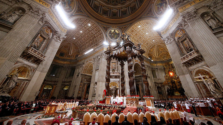 Christmas celebrations marked by messages of peace for conflict-ridden world (VIDEOS)