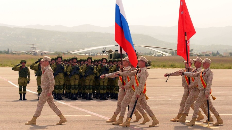 Nationalists want Russian public holiday to mark victory over terrorism in Syria