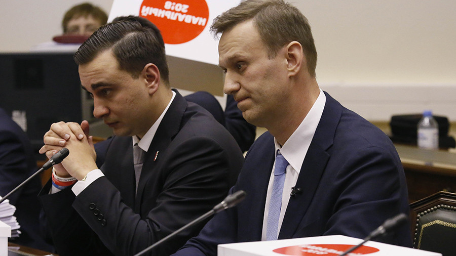 Russian Federation opposition leader Alexei Navalny's calls to boycott election may be illegal