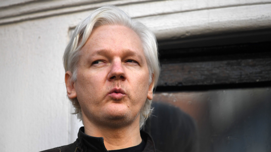 It Seems Like Julian Assange Deleted His Twitter