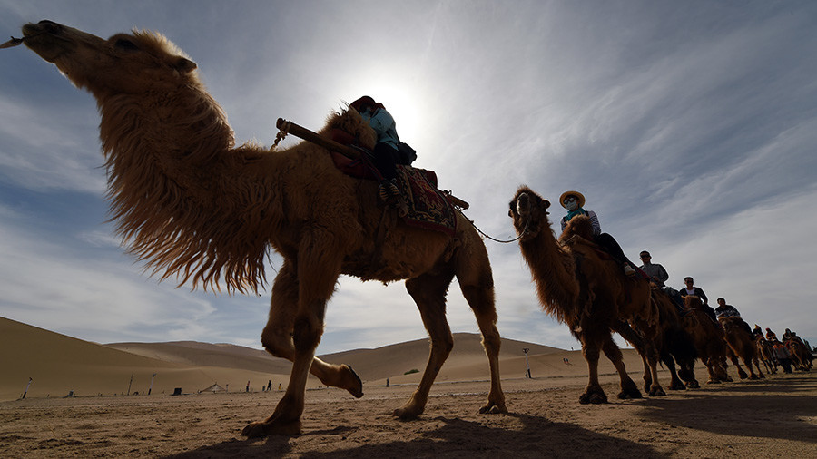 China wants Afghanistan's ancient trade routes to be part of new 'Silk Road'