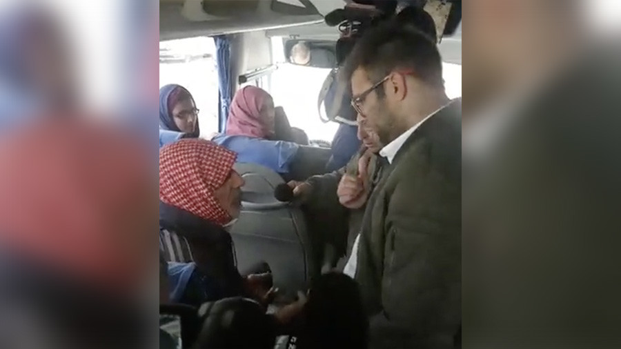 'Your son is a dog, you're not wanted here' – Israeli MP to mother of Palestinian prisoner (VIDEO)