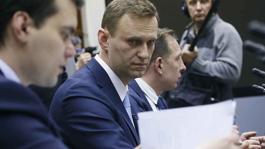 If Navalny were able to enter Russia's election, it'd be better for everyone, except him