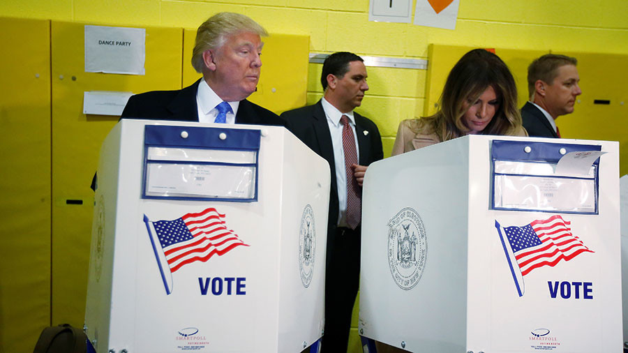 US court rejects challenge to Trump's voter fraud commission