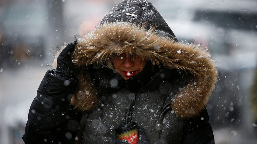 Record Snow and Arctic Cold Slam the Northern US