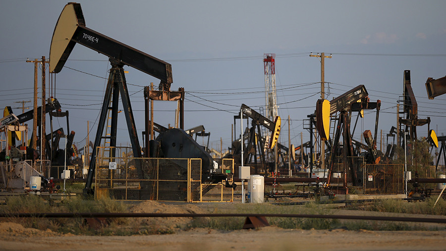 Oil hovering near 2.5-yr high as investors remain bullish