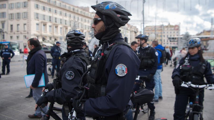 '7 grams of pot, 24 cops': French police mocked over anti-drug op