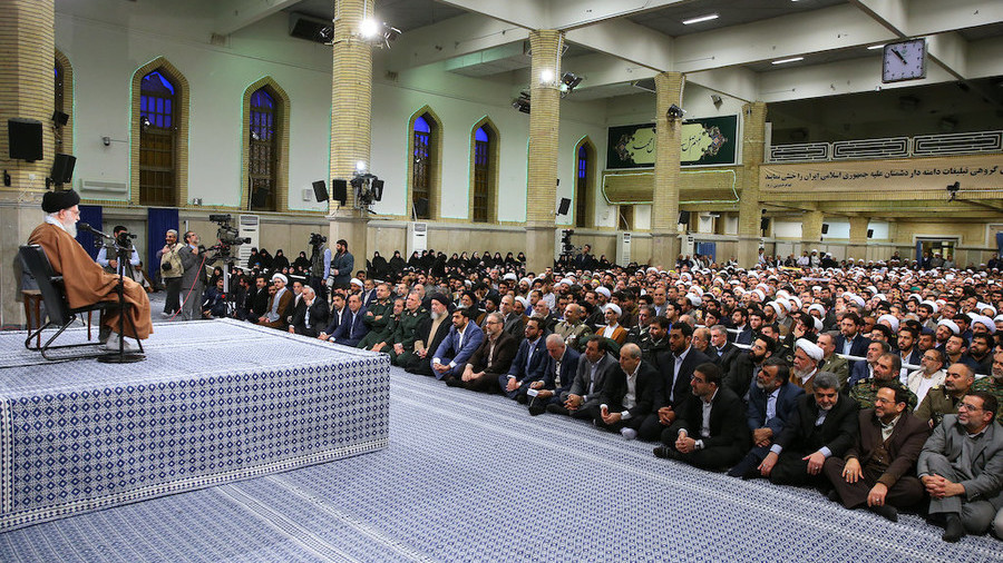 'Reagan was smarter than you, and he lost!' Iran's leader slams Trump, praises Black Lives Matter