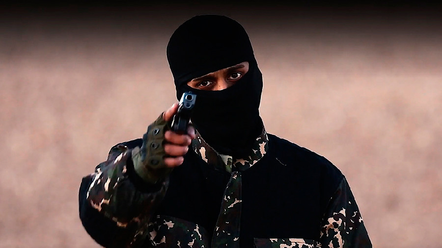Bringing jihad home? 300 British ISIS fighters 'hiding out in ...