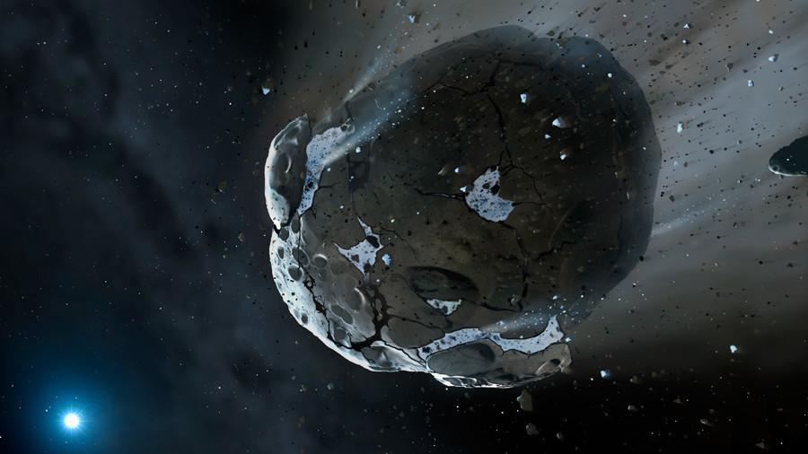 'Potential hazard' asteroid Phaethon bigger than first estimated (PHOTOS)