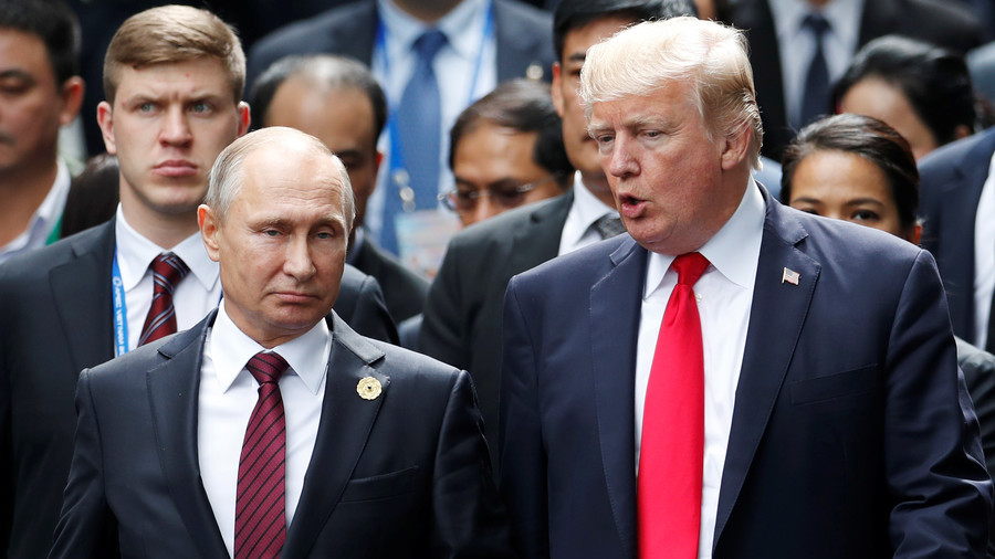 2017 could have been year Russia and US made up. Now they stand on brink of new Cold War