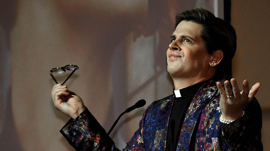 'Ugh, delete': Editor's notes on Milo's rejected autobiography revealed
