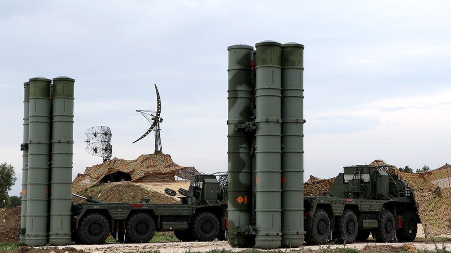India close to sign deal to purchase Russian S-400 missile systems