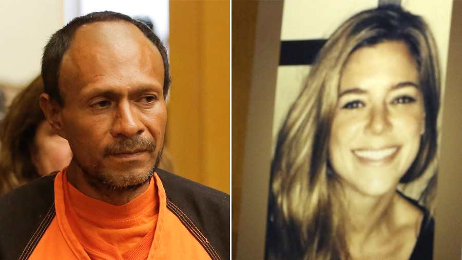 Jury finds Mexican citizen not guilty of murdering San Francisco woman Kate Steinle