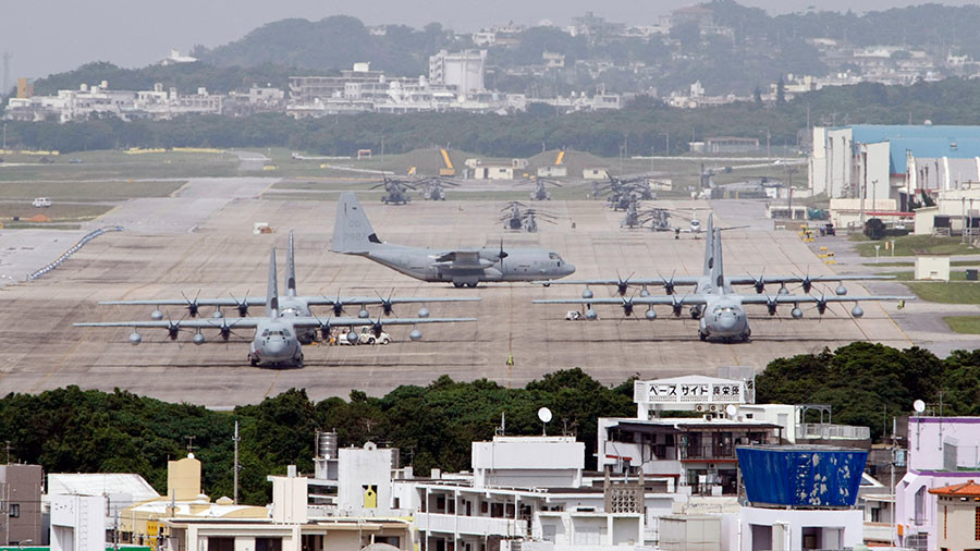 Okinawa governor demands US military presence pact amendments for the sake of 'shocked' locals