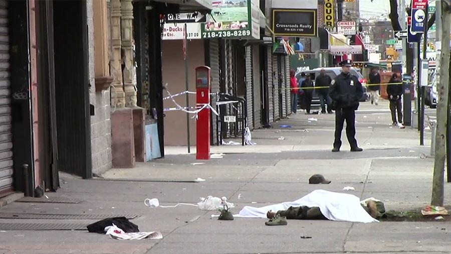4 injured, suspect arrested in Manhattan explosion (VIDEOS)