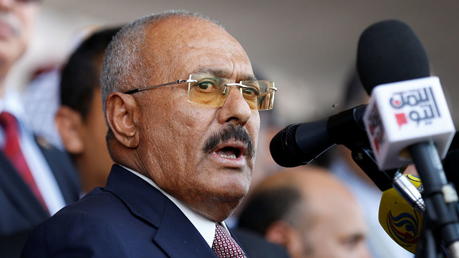 Yemeni ex-President Saleh killed by Houthis following his realignment with Saudis (GRAPHIC)