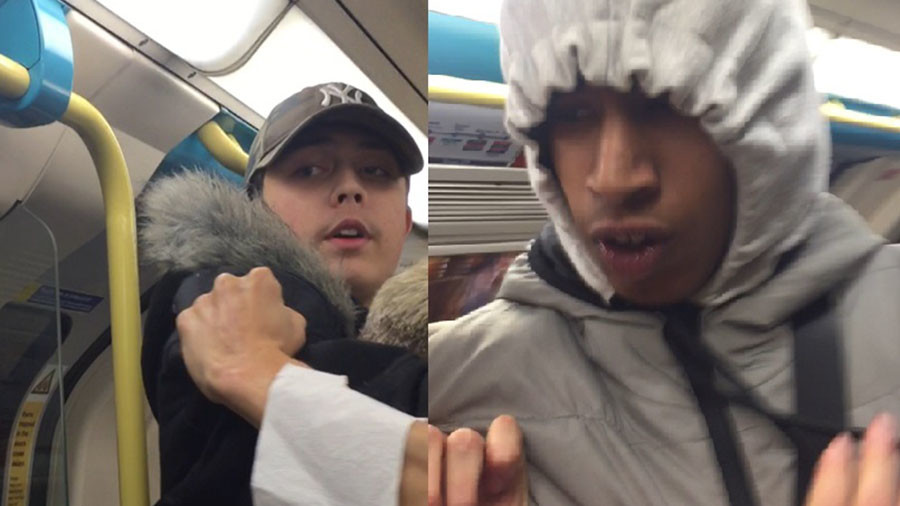 Teen strangled and forced to apologize for 'being gay' in London tube attack