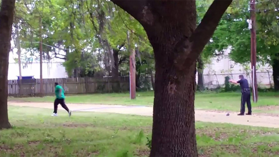 Ex-cop to be sentenced in videotaped killing of unarmed black man