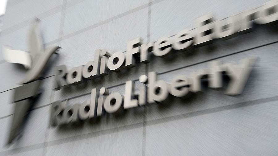 Russia lists 9 media outlets as foreign agents, including Voice of America, Radio Liberty