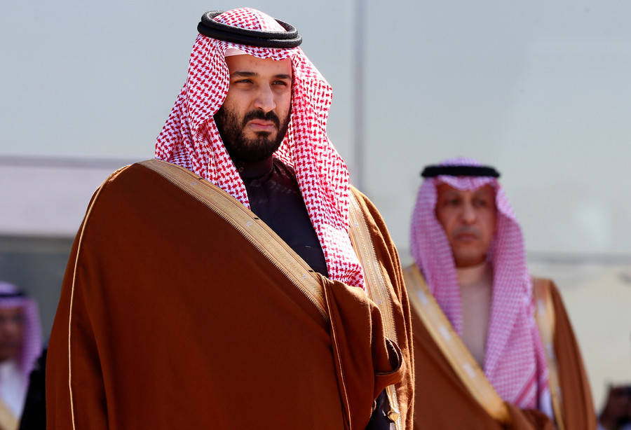 As Yemen burns, Time readers vote Saudi Crown Prince person of the year