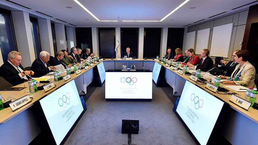 Top sports court overturns IOC's ban on 28 Russian athletes in groundbreaking ruling