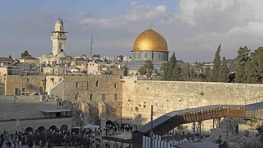 'Declaration of war': Trump's Jerusalem decision lights Middle East powder keg