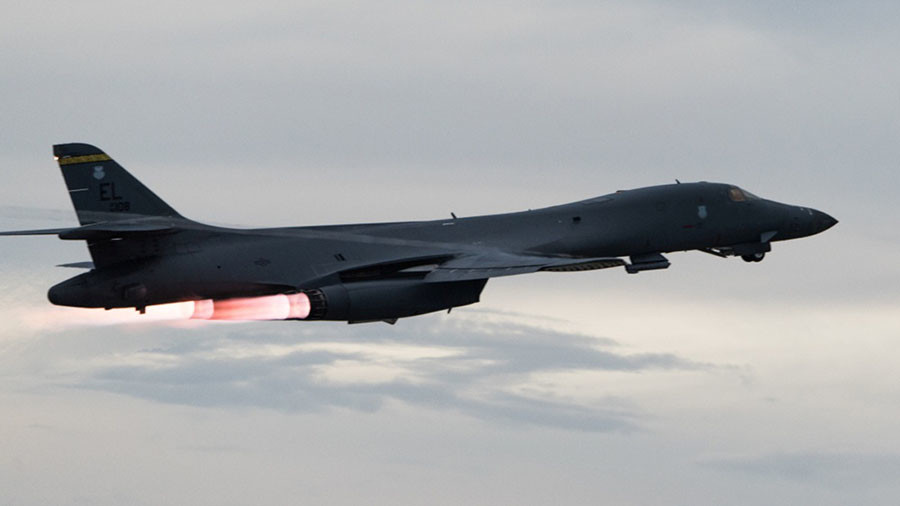 US B-1B bomber flies over Korean Peninsula in show of force – S. Korean media