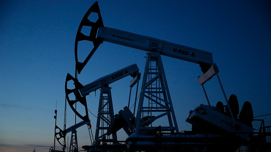 Oil discoveries at lowest point since the 1940s