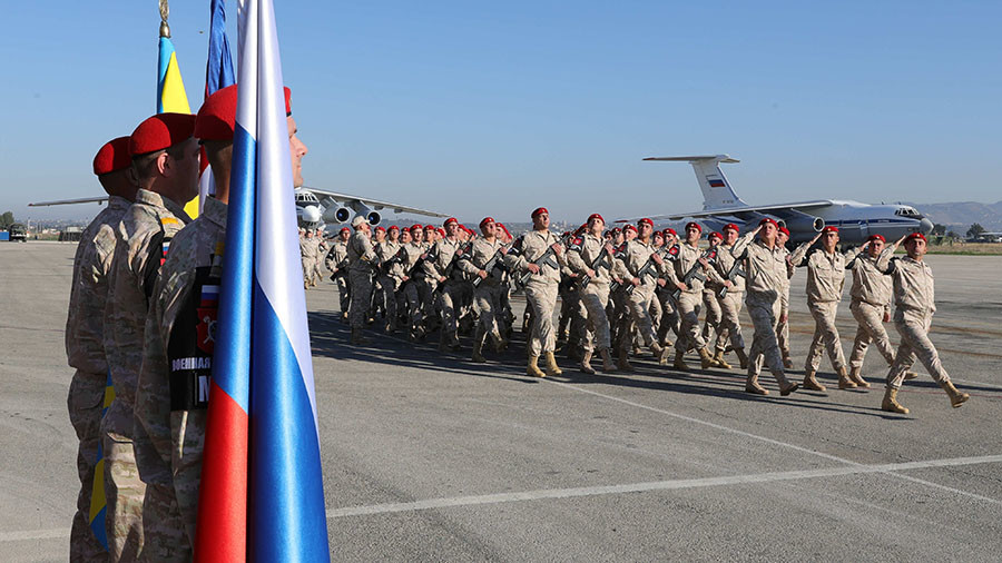 Russian lower house ratifies deal to expand naval base in Syria's Tartus