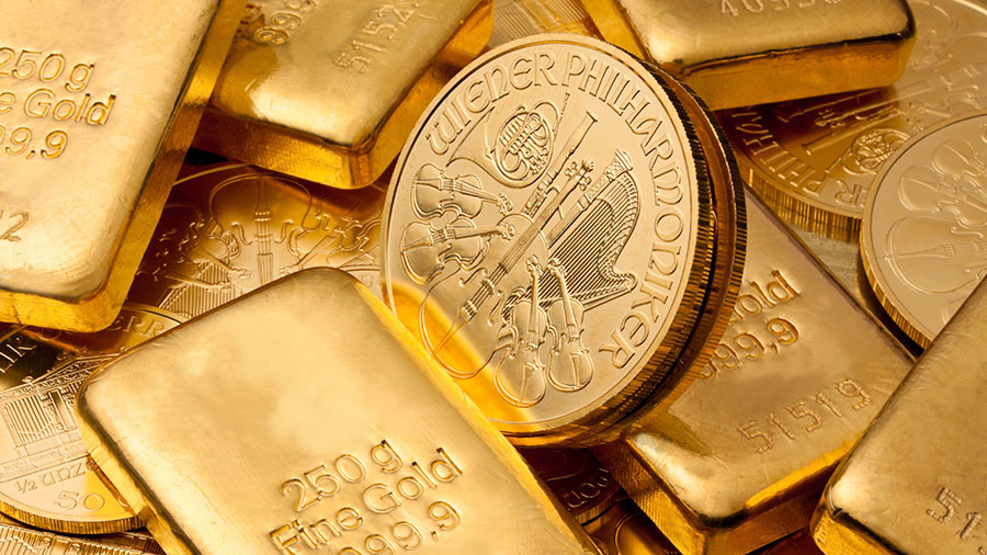 US gold of low purity & that's why audit of reserves will never be allowed - expert tells RT