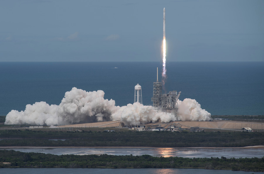 SpaceX to launch first recycled rocket for NASA