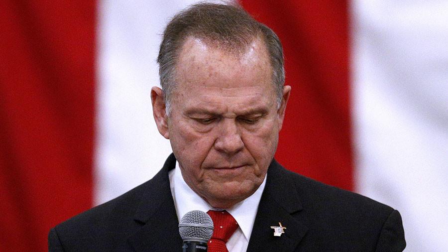 Roy Moore suffers shock upset in Alabama Senate race