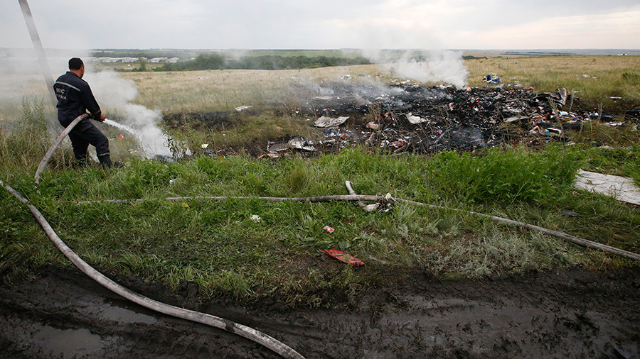'Anything can be fabricated': Retired Russian general on accusations of involvement in MH17 crash