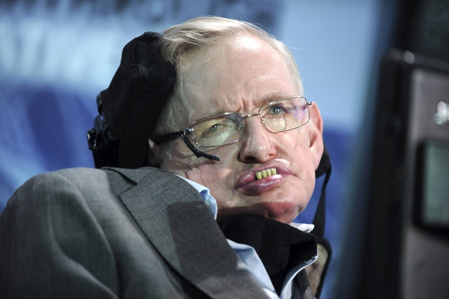 7 great quotes from stellar physicist Stephen Hawking