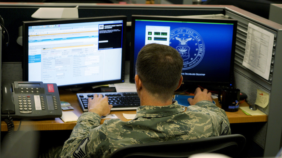Keyboard brigade go: 'Cyber warriors' to join US infantry overseas