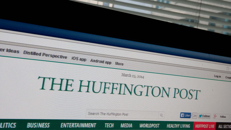 Ex-TYT reporter launches $23.5m lawsuit over HuffPost sex assault claims