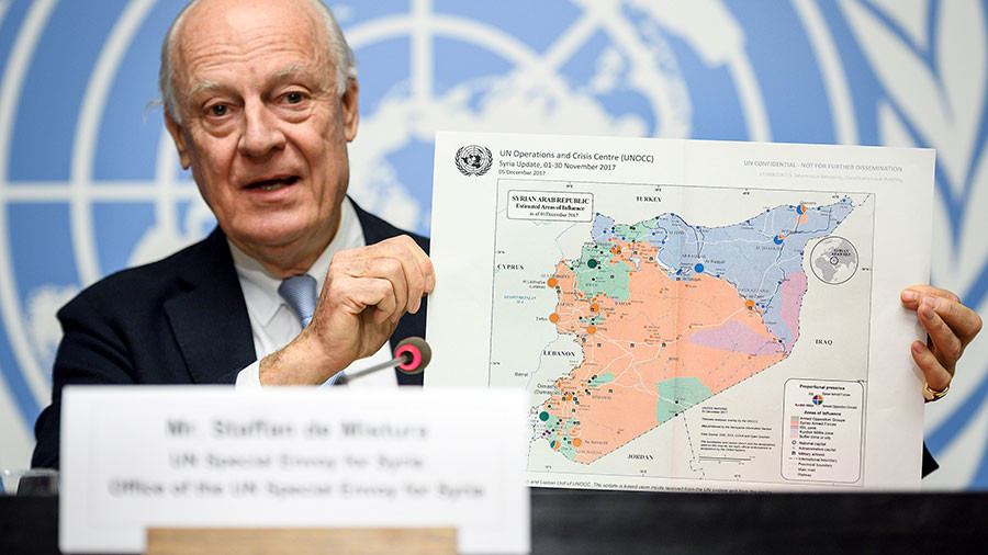 Saudi Arabia & 'their Western handlers' behind Syria peace talks failure – Damascus envoy