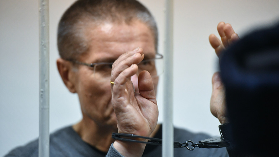 Russian ex-economy minister Ulyukayev sentenced to 8 years in prison in $2mn bribery case