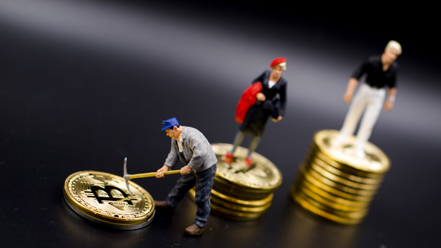 'EU crackdown on bitcoin is attempt to protect banks'