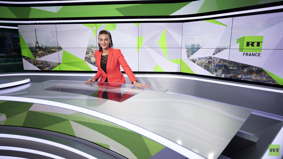 RT launches new French-language channel