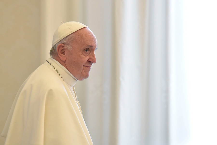Pope Francis warns world is 'one accident' away from nuclear holocaust