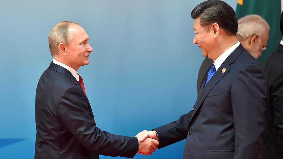 'US will be doing its utmost to cause problems between Russia & China'
