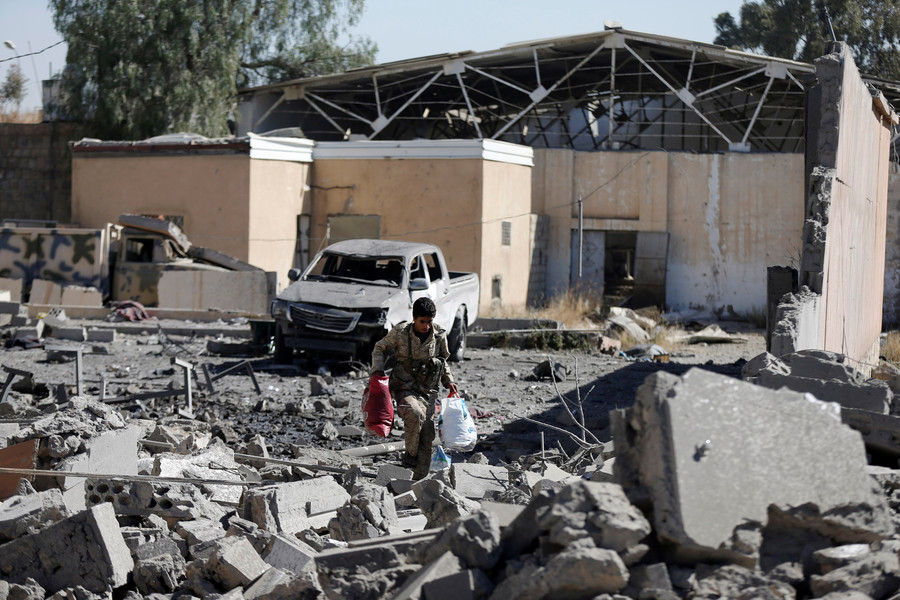 'Absurd war': Saudi-led air raids kill 68 Yemen civilians in one day – UN