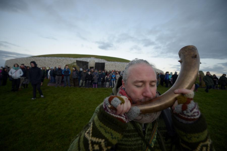 5,000yo Irish tomb's winter solstice magic to be livestreamed (VIDEO)