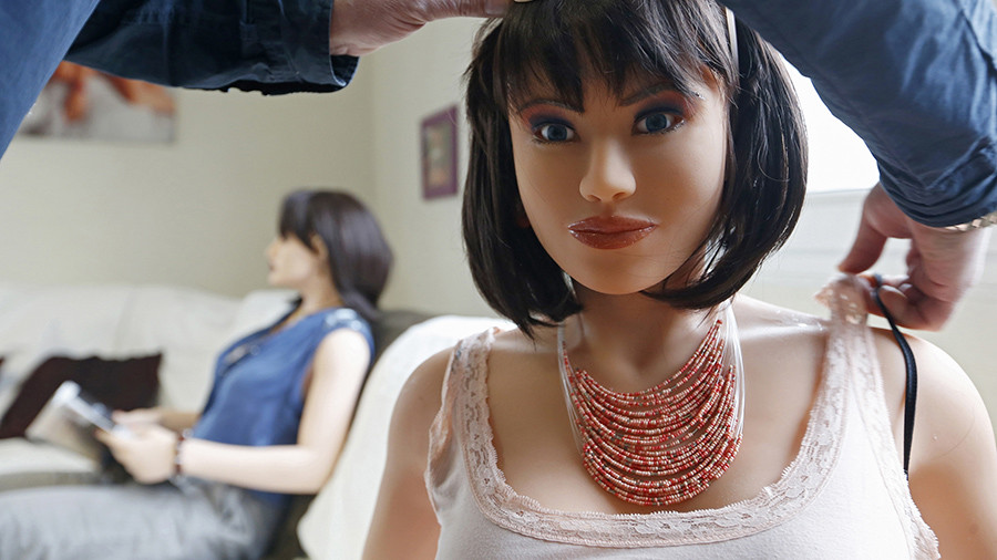 'Sex doll brothel monetizes the rape of women' - French feminists