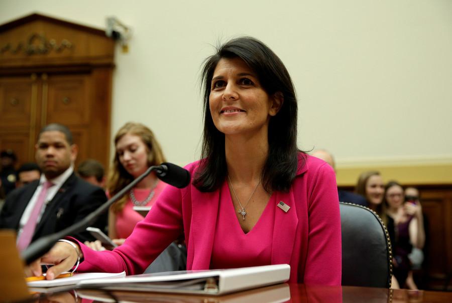 'We'll no longer let US generosity be taken advantage of': Haley hails $285mn cut to UN budget