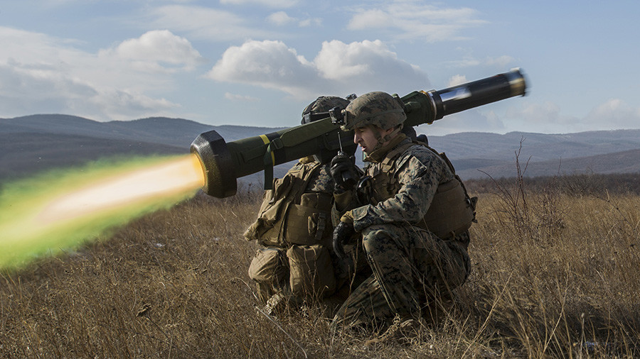 US State Dept approves sale of $47mn worth of anti-tank missiles to Ukraine