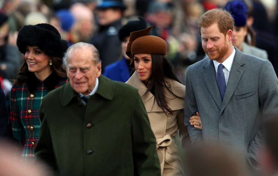 Queen's husband Prince Philip supported Cold War nuclear disarmament, letter shows